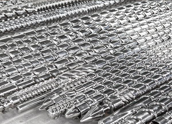 挤出机系列螺杆料筒